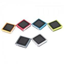 China 1.5 inch Touch Screen MP4 Player With E-book, ID3 Lyrics Display, Mic, Game, MP3 on sale