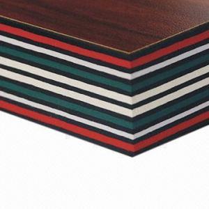 multi color core compact laminate high performance building panel - Color Core Laminate