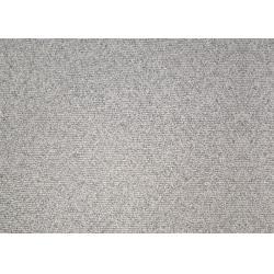 China Carpet Grain Loose Lay PVC Vinyl Flooring Tile / Textured Vinyl Flooring on sale