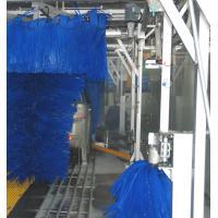 Blue Brush Car Wash Machine Autobase With High Pressure Water Spray Systems
