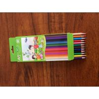 12-piece 3.5-inch Eco Friendly Plastic  Mini Coloring Pencils