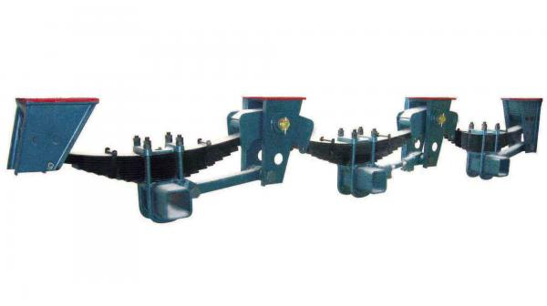Axles truck trailer mechanical suspension spring hangers