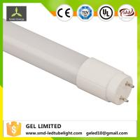 18 Watt 4 Feet Nano Plastical T8 LED Tube Light with Global Wide Voltage For Supermarket and Factory Project