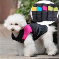 Custom Bichon Frise Clothes Waterproof Winter Dog Coats Size XXL XL
