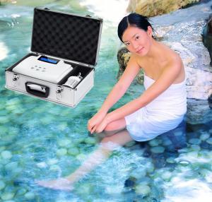 Bio Detox Foot Spa Hydrogen Rich Water Generator With No Radiation