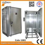 5kw 380V Electric Powder Coating Oven For Car Wheel / Pulverofen