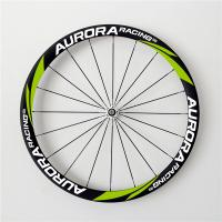 AURORA RACING EN standatd 38T-25mm tubular carbon fiber bicycle wheels with UD Matt  with DT350s hubs