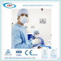 Disposable Surgical SMS gowns for doctor use