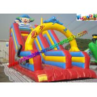 Customized Pirate Ship Commercial Inflatable Blow up Slide 8L x 4W x 6H Meter