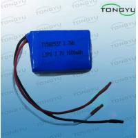 582537 3.7V Lithium Polymer Battery Cell 1000mAh With Protection Circuit Board For Handheld Mobile Devices