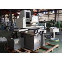 Custom 600 * 300mm Travel Surface Grinding Machine With Elevating Motor Z Axis