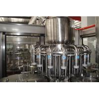 2.2kw Water Juice Beverage Bottling Machine Liquid  Filling Machine
