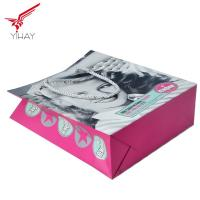 Free sample OEM Custom Luxury Craft Paper Bag With Handle Manufacturer