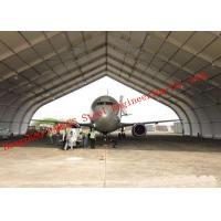 Flexible Design Prefabricated Steel Structure Aircraft Hangar Buildings Seismic Proof Construction