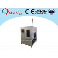High Precision 355nm 3W UV Laser Marking Machine QR / Bar Code Testing For PCB Board