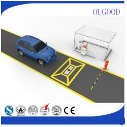 China under vehicle inspection system with CCTV camera under vehicle search system on sale
