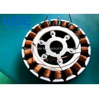 BLDC Stator Winding Machine Color Customized For Wheel Hub Motor Stator