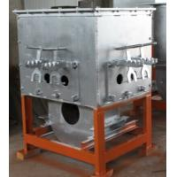 Commercial Induction Melting Furnace Holding Combined 500KG , Homemade Induction Furnace