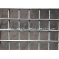 High Strength Welded Wire Mesh Panels With Low Carbon Iron Wire Material