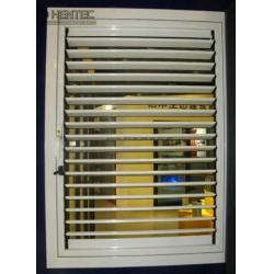 China AAMA DIN Standard aluminum blinds extrusion profiles Polished or Wood Grain OEM on sale