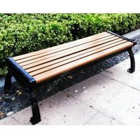 plastic wood leisure backless chair OLDA-8028 150*48*44CM