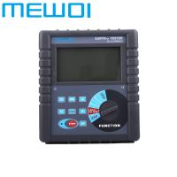 MEWOI4000C-High Accuracy Earth Ground Resistance/Soil resistivity Tester Meter