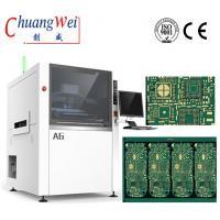 Automatic CB FPC Solder Paste Printer, FPC Screen Printing Machine on Sale
