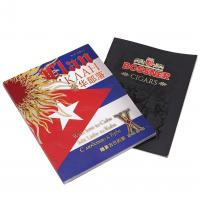 UV Craft Gloss Lamination A4 Size Catalogue CMYK Colorful Products Catalogue Brochure  Printing