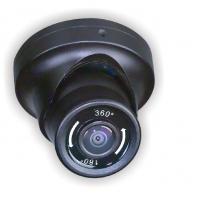 Wide Angle HD Security Camera Fisheye CCTV With Panasonic CCD