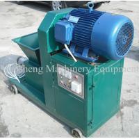 wood sawdust briquette machine for briquette fuel production