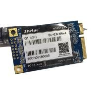 Mini PCIE mSATA Solid State Drive SSD 8GB 3.3V Input For Tablet Motherboard