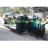 XJLP - 200 Solid Rubber Pipe Extruder Rubber Machine 7000×1850×1680 mm