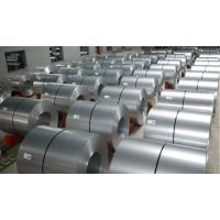 Non Oiled Galvanized Steel Sheet In Coils , Rolled Galvanized Sheet Metal