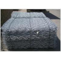 Dipo Protection Gabion Wire Mesh 2 X 1 X 1m With High Tensile Strengthen
