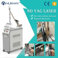 Long life use high end quality Korea arm imported Q switch Nd Yag Laser Tattoo Removal Machine