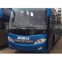 Used Daewoo 6127 Model 55 Seats Coach Bus 294 KW 2010 Year High Performance