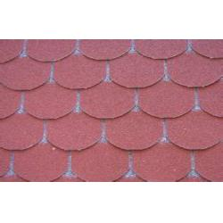 Fish scale shingle roof tile fish scale shingle roof tile for Fish scale shingles