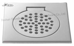 china clean out stainless steel floor drain floor trap strainer shower drain bathroom drain supplier
