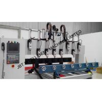 Long Time Heavy 4 Axis CNC Router 4D CNC Engraving And Cutting Machine