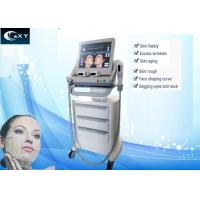 USA Style  Ultrasonic HIFU Machine/ Face Lift machine 5 Cartridge for optional 10000shots/4MHz/7Mhz/15inches Touchsceen