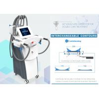360° Cryolipolisis Machine with Four Applicators Could Working Together Exclusive for Double Chine Treatment