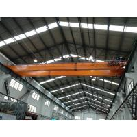 OEM Double Girder Overhead Bridge Cranes With Hydraulic Brake