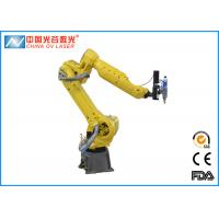 Robotic Arm Brass 3D Laser Cutting Machine for Carbon Steel Metal
