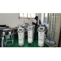 Medical Equipment 30W RF excited Metal Tube 10600nm skin rejuveantion/Scar Removal Co2 fractional laser