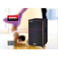Indoor Professional Speaker Box Plastic / Rechargeable PA Speaker