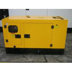 China Soundproof Cummins Genset Diesel Generator , 1500rpm on sale