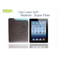 Super Fiber Personalized High Quality Apple ipad Protective Cases With Leather