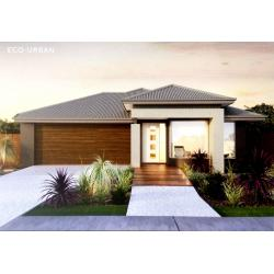 China Contracted Style Bungalow House Design Contemporary Prefab Homes MGOboard Ceiling on sale