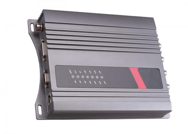 China ISO18000-6C Passive 4 Channel UHF RFID Fixed Reader with Free SDK supplier