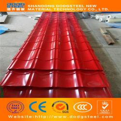China prepainted steel sheet,color coated roofing sheet,Corrugated steel sheet on sale